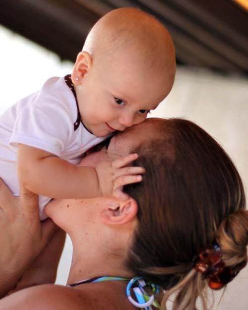 Kiah&mommy